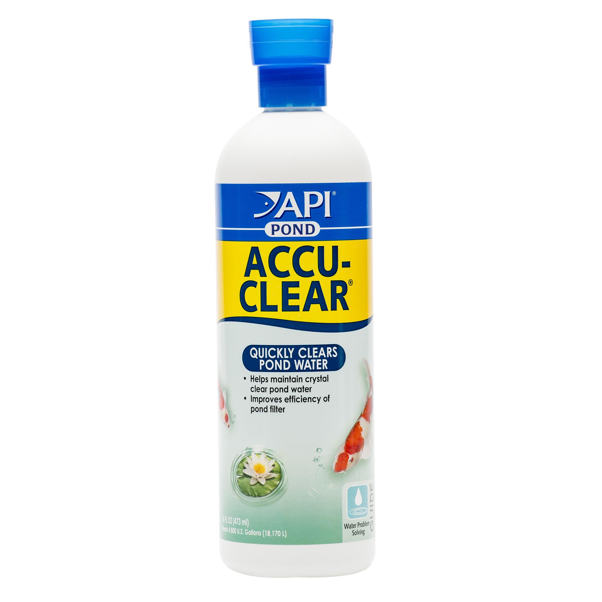 API POND ACCU-CLEAR water clarifier