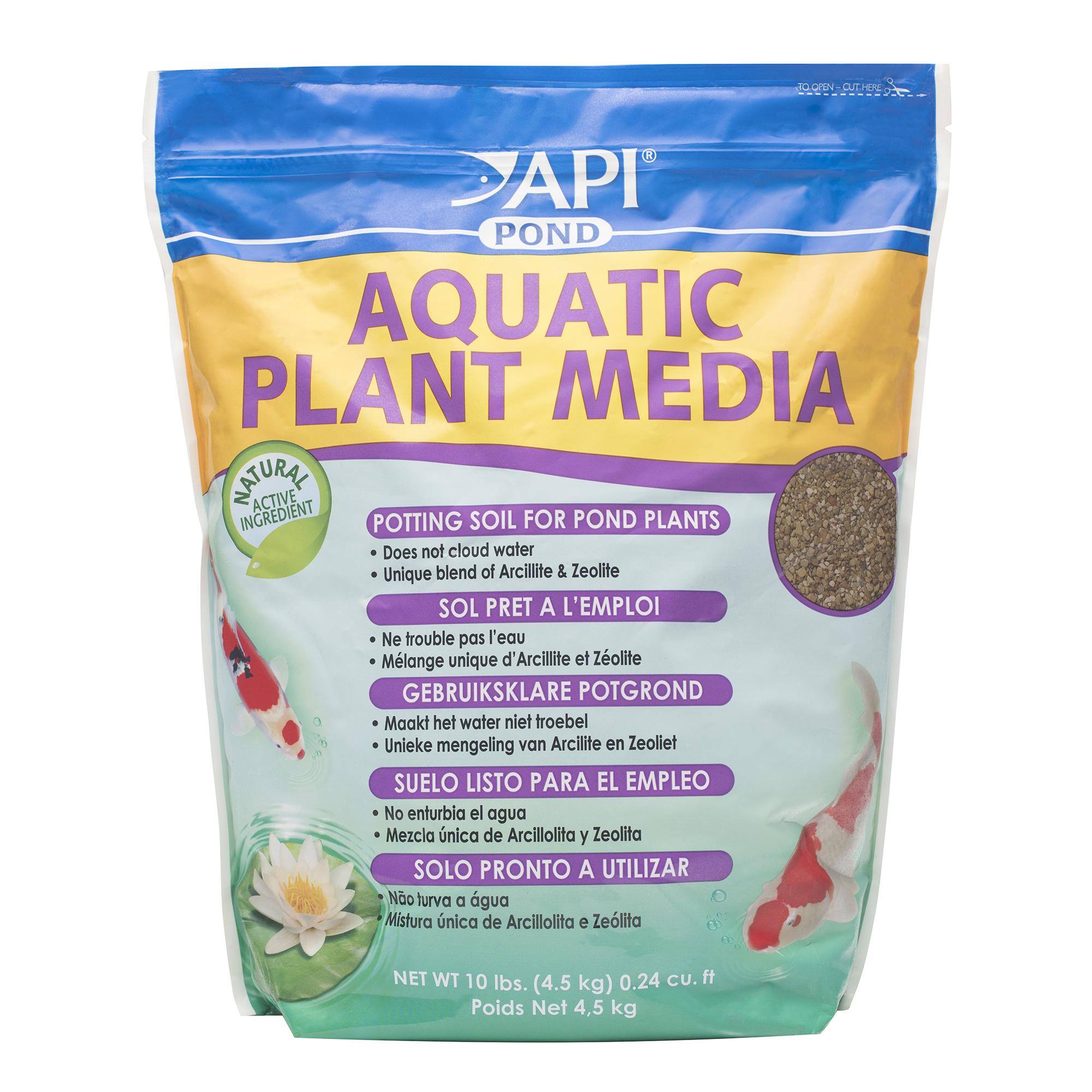 AQUATIC PLANT MEDIA