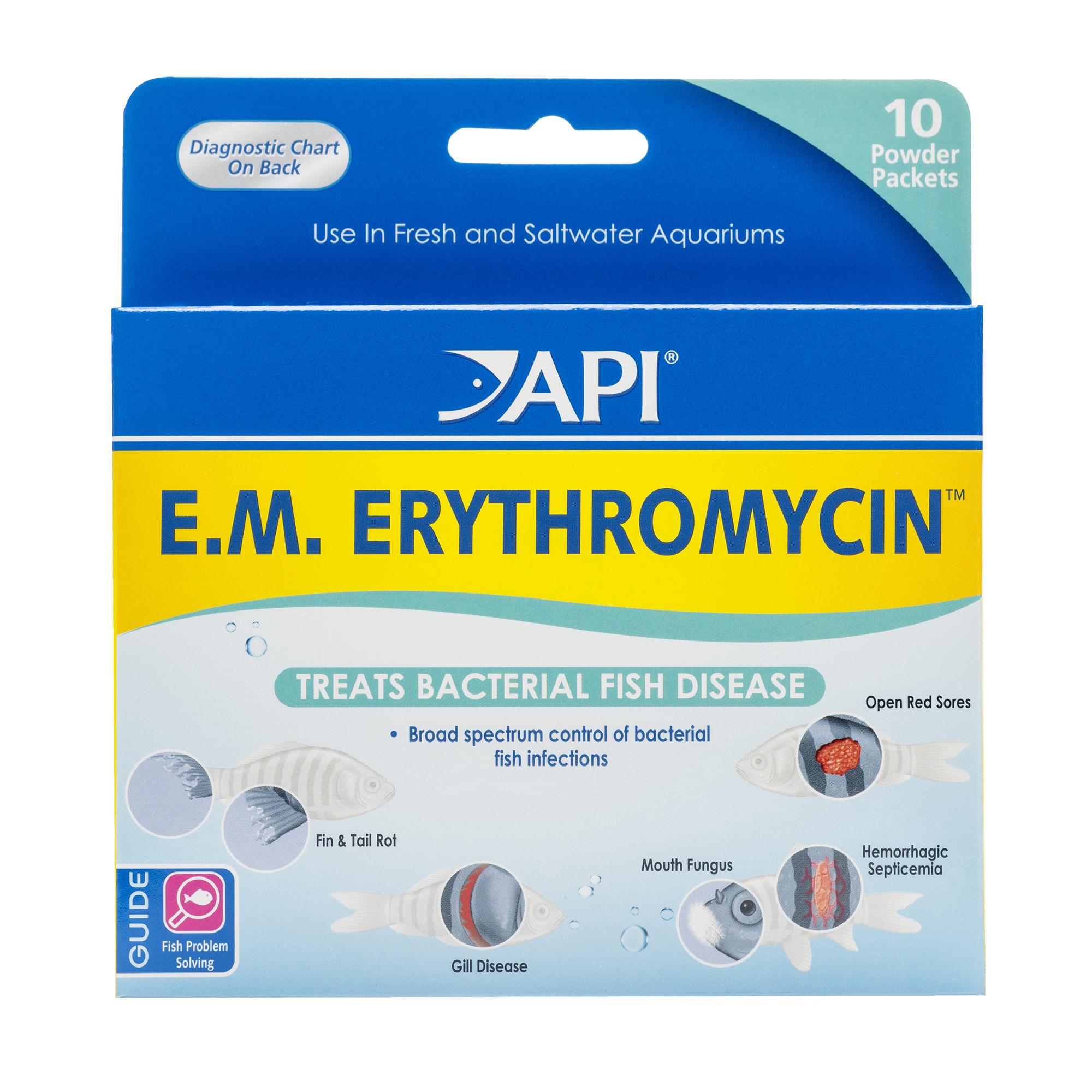 E.M. ERYTHROMYCIN™